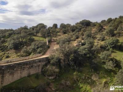 Puente de la Marmota - Parque Regional de la Cuenca Alta del Manzanares senderismo urbano mejores ru